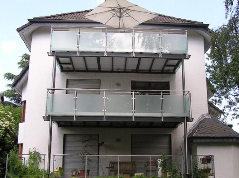 Balkone Stahlbalkone Und Terrassenbelage Kolb Metallbau 63654