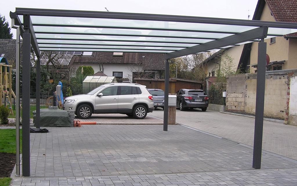 Premium Carport: Kolb und Appel