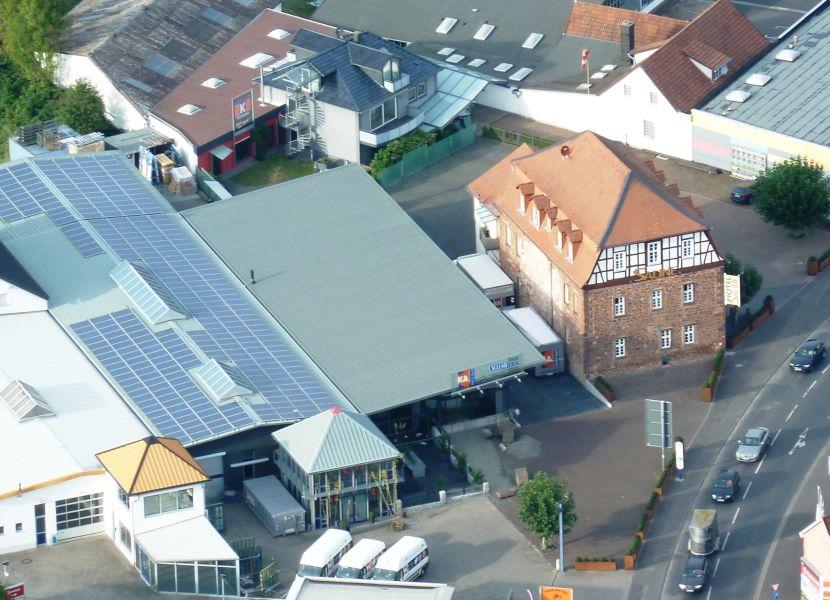 Kolb Metallbau Firmengelände in 63654 Büdingen